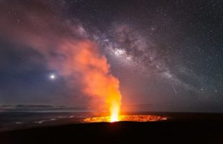 Guided Tours to Hawaii Volcanoes National Park