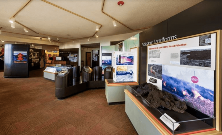 Hawaii Volcanoes National Park | Jagger Museum